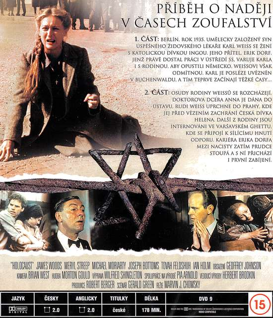 HOLOCAUST DVD 1