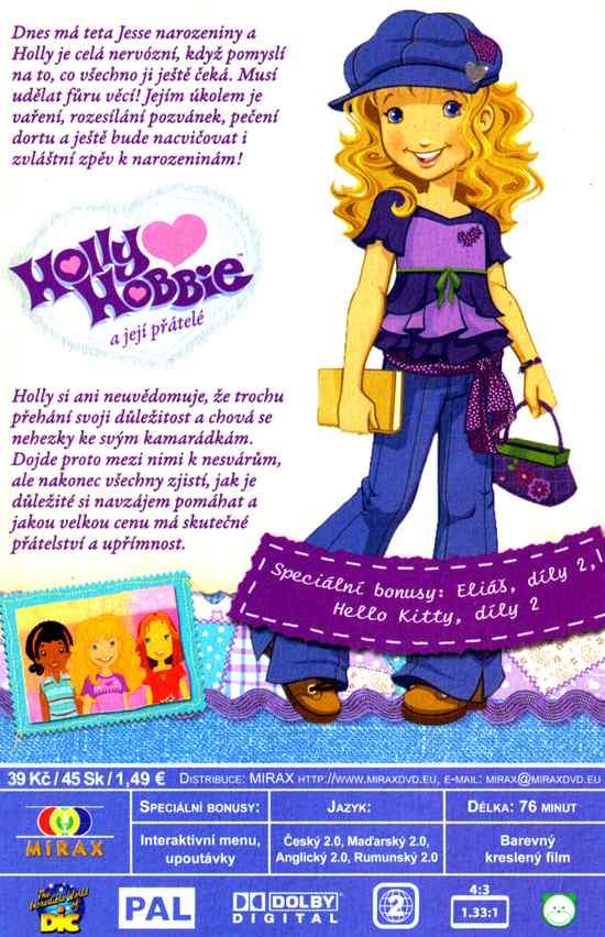Holly Hobbie a její přátelé DVD 2