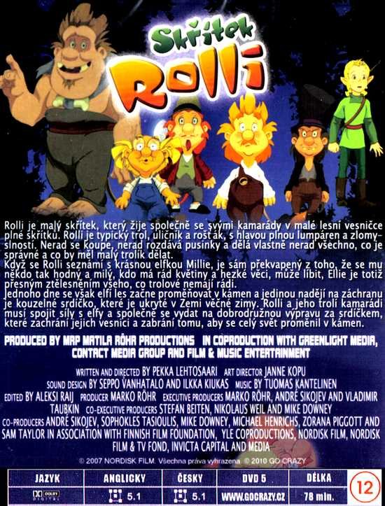 Skřítek Rolli